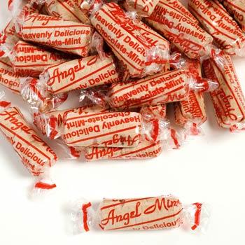 Chocolate Angel Mints