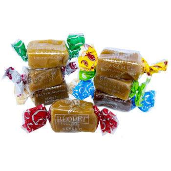 Assorted Bequet Caramels