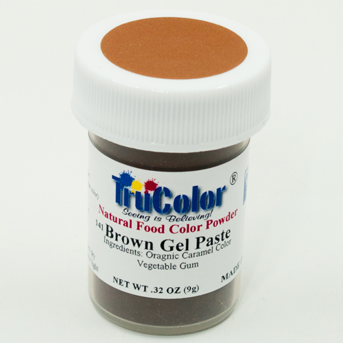 Brown Natural Food Color by TruColor