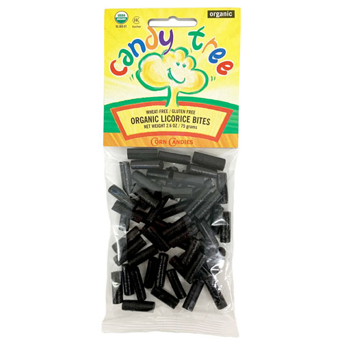 Organic Black Licorice Bites