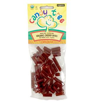 Organic Cherry Licorice Bites