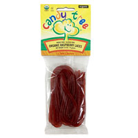 Organic Raspberry Licorice Laces