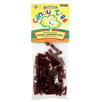 Organic Strawberry Licorice Bites