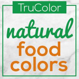 TruColor Natural Food Colors Logo
