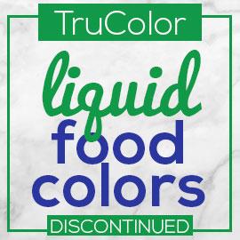 TruColor Natural Liquid Food Colors (Discontinued)