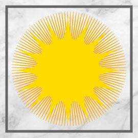 Summer Friendly Candy Logo