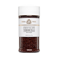Chocolate Vermicelli Natural Sprinkles