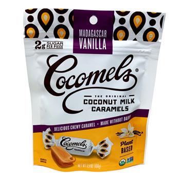 Vanilla Cocomels * 3.5 OZ