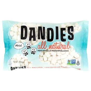Mini Dandies Vegan Marshmallows * 10 OZ
