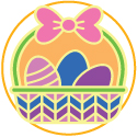 Natural Candy to Fill Easter Baskets Logo