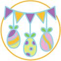 Easter Games & Activities Logo