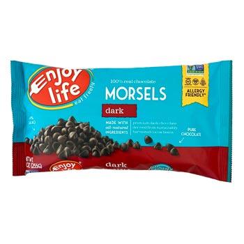Dark Chocolate Morsels