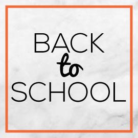 Back to School Treats Logo