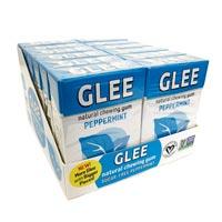Sugar-Free Glee Gum - Peppermint