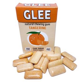 Tangerine Glee Gum