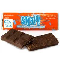 SNAP Crisped Rice Candy Bar