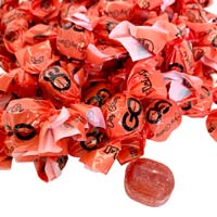 GoOrganic Hard Candy - Cherry