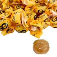 GoOrganic Hard Candy - Honey 'n Lemon