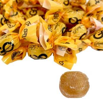 GoOrganic Hard Candy - Honey 'n Lemon
