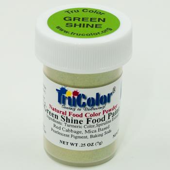 Green Shine Natural Food Paint