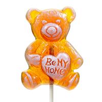 Honey Bear Lollipop