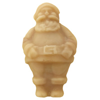 Organic Maple Candy Santa