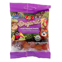 Organic Fruit Flavored Snacks - 2.12 OZ