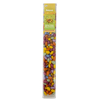 Sunbursts - Natural Candy Coated Sunflower Seeds * 3 OZ Tube