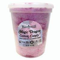 Magic Dragon Organic Cotton Candy * 1 OZ