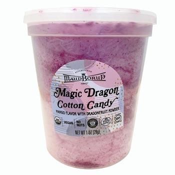 Magic Dragon Organic Cotton Candy * 1 OZ