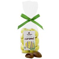 Organic Milk Chocolate Caramel Eggs