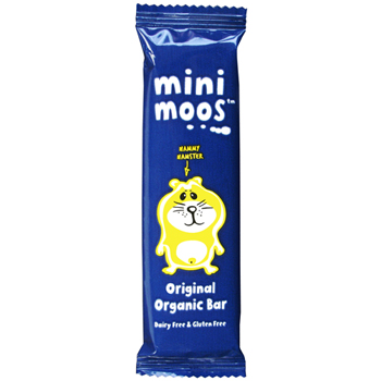 Mini Moo Free Chocolate Bar - Original Mini