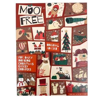Moo Free Original Advent Calendar