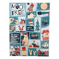 Moo Free White Advent Calendar