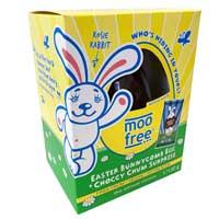Moo Free Bunnycomb Easter Egg