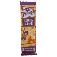 Mini Moo Free Chocolate Bar - Bunnycomb