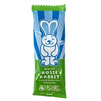 Mini Moo Free Chocolate Bar - Organic Rosie Rabbit
