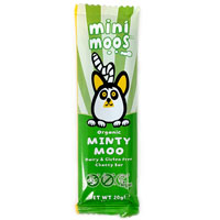 Mini Moo Free Chocolate Bar - Minty Moo