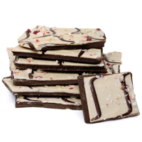 Natural Candy Store Organic Peppermint Bark * GIFT BOX