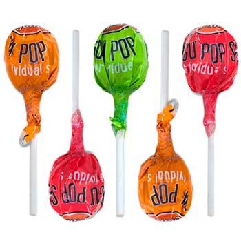 Glee Gum Natural Gum Pops