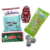 Vegan Individual Stocking Stuffer Gift Bag