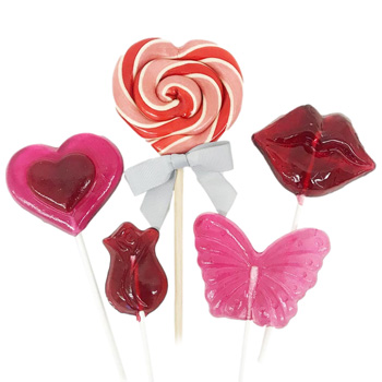 The Valentine Lollipops Pack