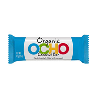 OCHO Organic Candy Bar - Coconut Bar