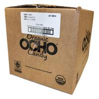 OCHO Organic Candy Bar - Dark Chocolate Peanut Butter Case