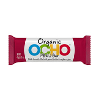 OCHO Organic Candy Bar - PB and J