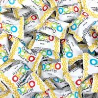 Mini OCHO Organic Caramel Eggs