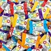Mini OCHO Organic Candy Bars - Mix