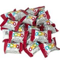 Mini OCHO Organic Candy Bars - Peppermint
