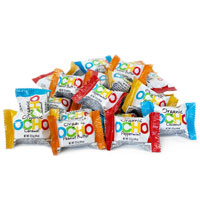 Mini OCHO Organic Candy Bars - Mix