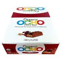OCHO Organic Candy Bar - PB and J